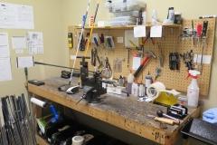 Golf Rx has a full-service club repair department
