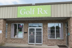Golf Rx in Mt. Juliet, TN offers golf supplies and lessons.