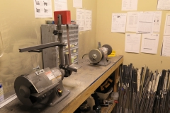Golf Rx offers same day service on re-gripping and next day service on re-shafting