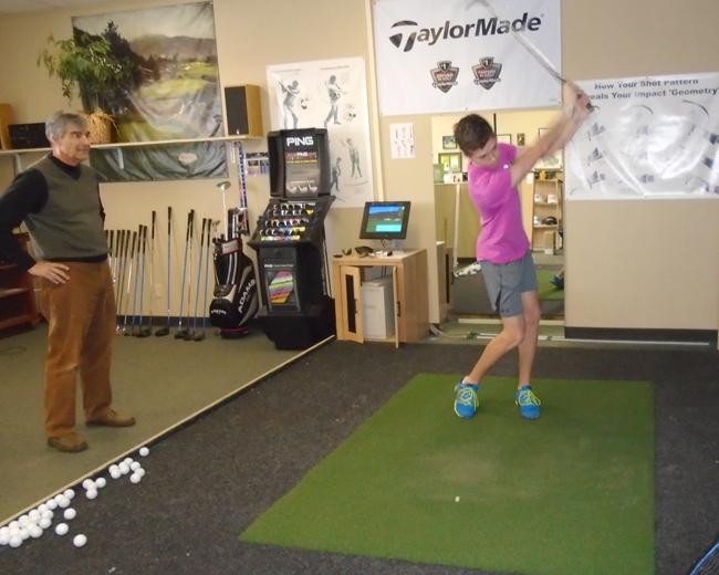 Mt. Juliet, TN Indoor Golf Instruction