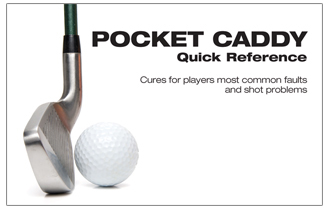 Pocket Caddy Quick Reference Book