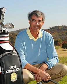 Steve Kirkpatrick, Owner Golf Rx, Mt. Juliet Full Service Indoor Golf Center