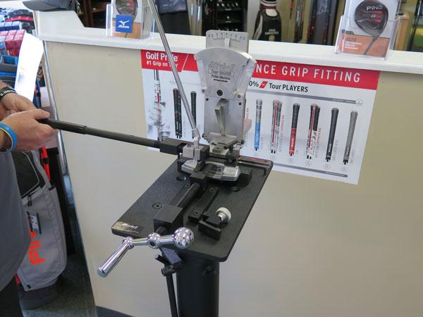 Golf Rx Mitchell Tour Gauge Putter Machine